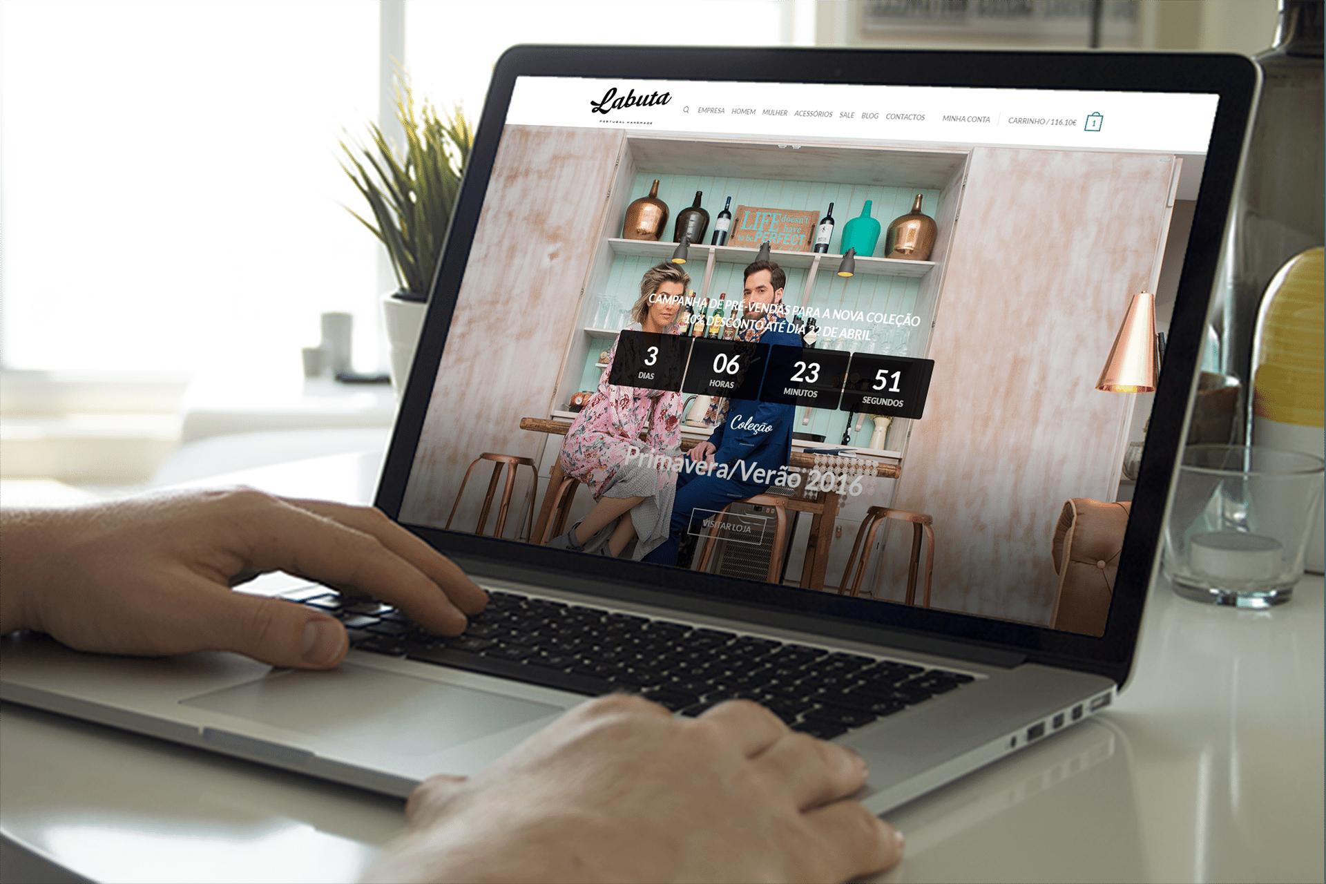Website Labuta
